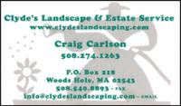 One Residential Snow Plowing - Clyde&#039;s Landscape &amp; Estate Service